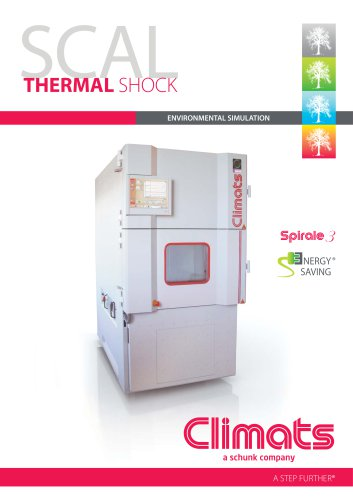 SCAL THERMAL SHOCK