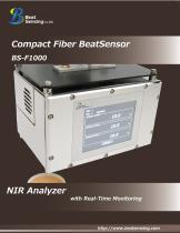 BSF1000 Process Fiber-Optic Composition Analyzer