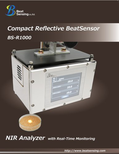 BSR1000 Process Reflectance Composition Analyzer