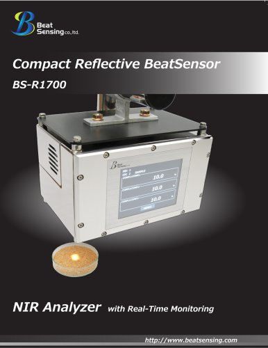BSR1700 Process Reflectance Composition Analyzer