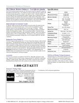 FD720 Advanced Moisture Balance - 2