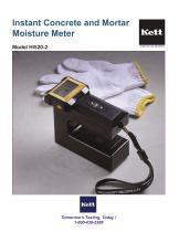 HI520-02 Advanced Instant Moisture Meter - 1