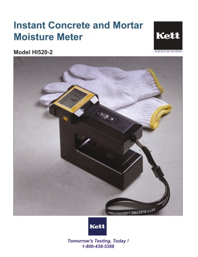 HI520-02 Advanced Instant Moisture Meter