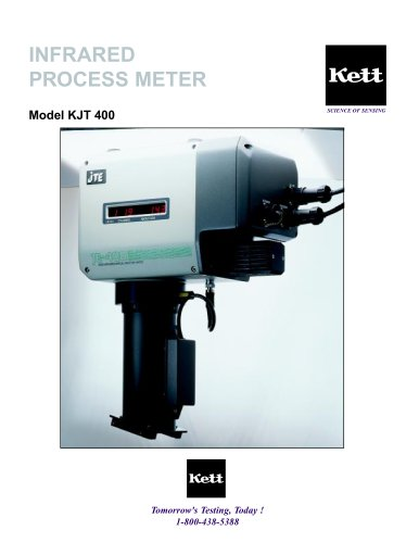 KJT450 NIR Composition Analyzer