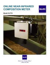 KJT70 NIR Online Composition Analyzer