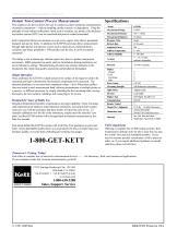 NEAR-INFRARED COMPOSITION METER Model KJT550 - 2