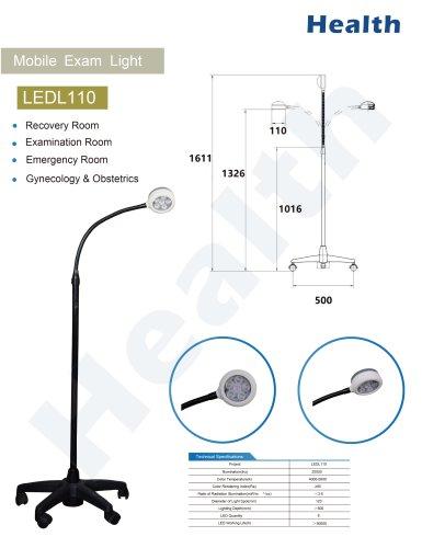 Catalog-LEDL110 Mobile Exam Light