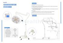 Catalog-LEDL700-Mobile Operating Light