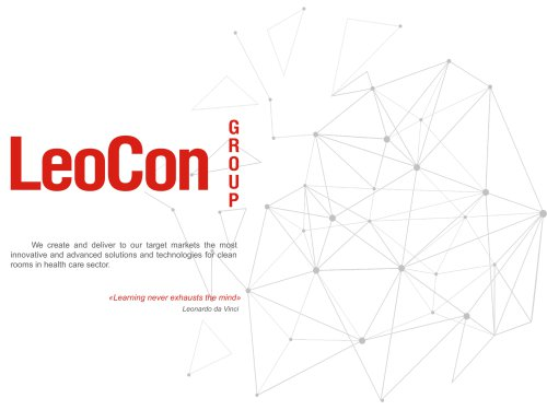 LeoCon Group clean rooms