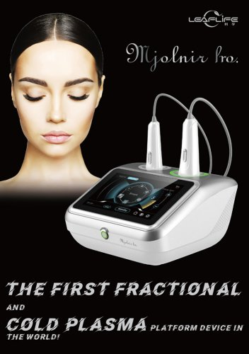 The First Fractional and Cold Plasma Platform Device in the World
