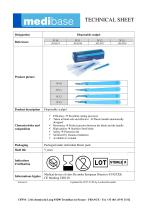Disposable scalpel References - 1