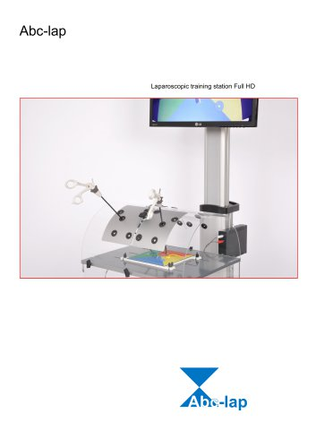Abc-lap-Laparoscopic training station Full HD