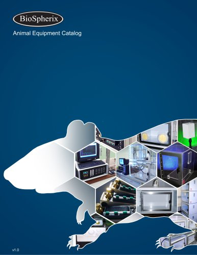 Animal Equipment Catalog