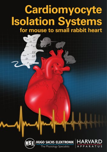 Cardiomyocyte Isolation Systems for mouse to small rabbit heart
