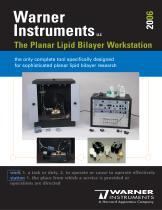 Warner Instruments - 1
