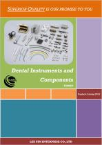 Dental Instruments and Components