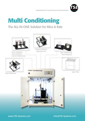 Multi-Conditioning System