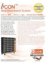 bCON™ Biocontainment System Brochure - 1