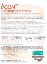 bCON™ Biocontainment System Brochure - 2