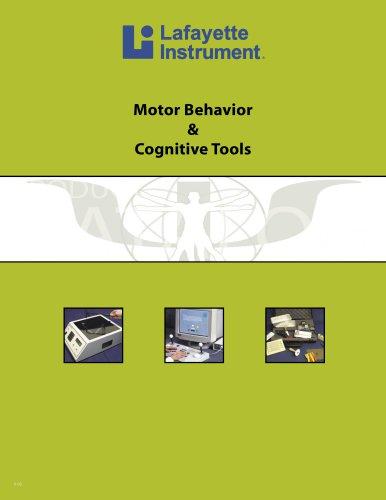 Motor Behavior & Cognitive Tools