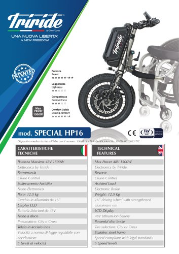 Special HP16