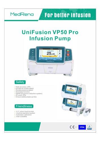 UniFusion VP50 Pro