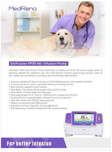 UniFusion VP50 VET