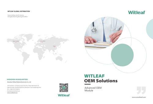 WITLEAF OEM Solutions Catalog