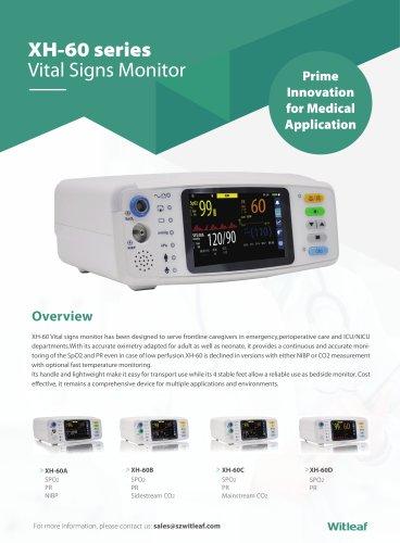 XH-60 Vital Signs Monitor