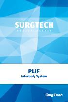 Surgtech/PLIF Interbody Fusion System