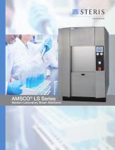 AMSCO LS Series Medium Laboratory Steam Sterilizers