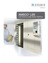 AMSCO LSS Large Steam Sterilizer
