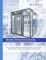 Modular Cleanrooms & Services