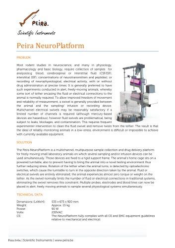 NeuroPlatform