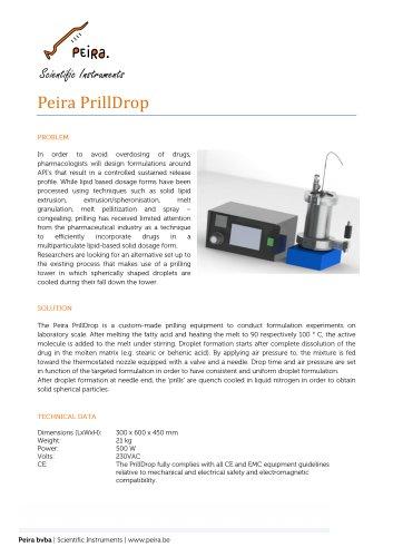 Peira PrillDrop
