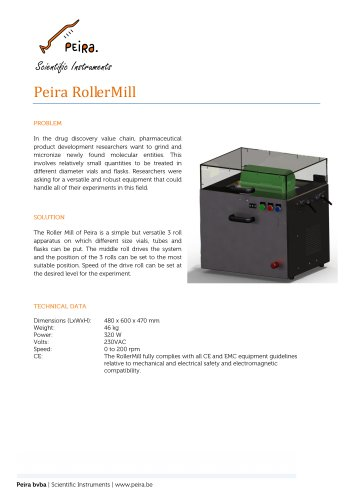 Peira RollerMill