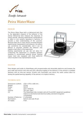 Peira WaterMaze