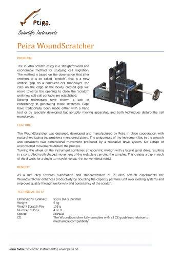 WoundScratcher