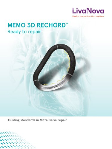 MEMO 3D RECHORD TM