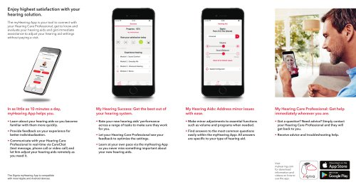 myHearing App