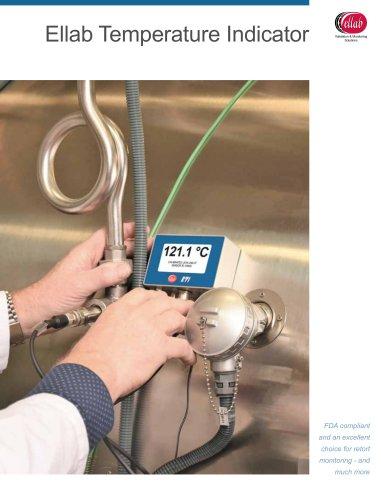 Ellab-Temperature-Indicator