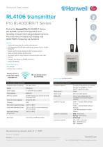 RL4106 transmitter