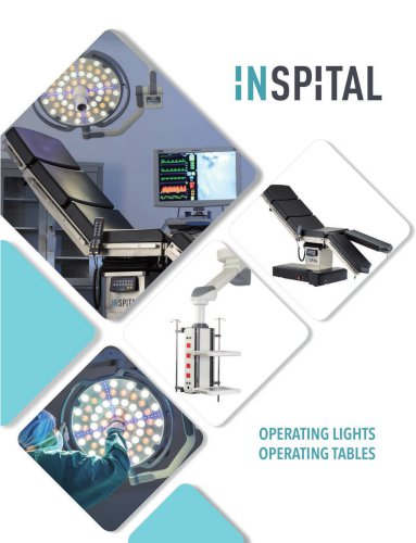 Operating Table & Surgical Light