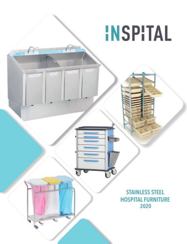 Stainless Steel Hospital Furniture Catalog