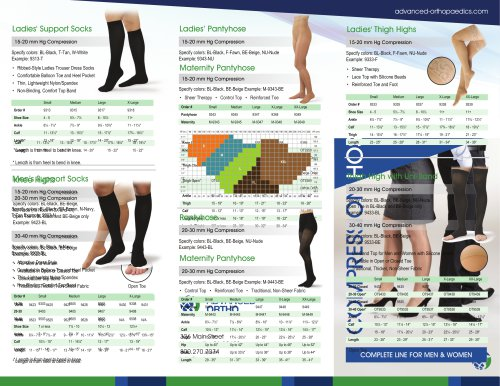 Compression Hosiery