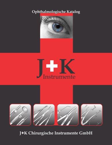 J+K Ophthalmic Catalogue