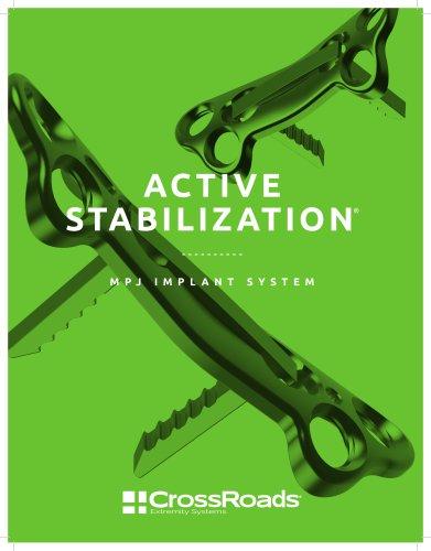 ACTIVE STABILIZATION®