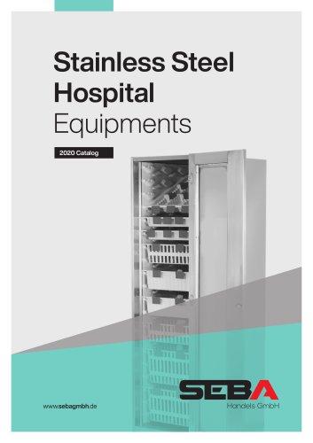 Stainless Steel Hospital Equipment