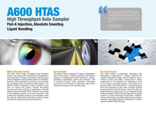 A600 HTAS