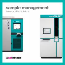 sample management future-proof lab solutions